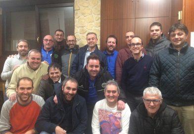 2018-2019 denboraldiko ordezkariekin topaketa / Encuentro con los delegados temporada 2018-2019