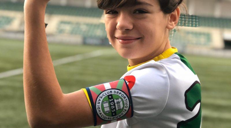 Gure jokalaria Arixen Santamaría Athletic Club-era! / ¡El Athletic Club incorpora a nuestra jugadora Arixen Santamaría!